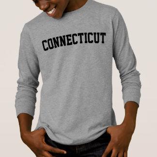 Connecticut Jersey Font Black.png T-Shirt