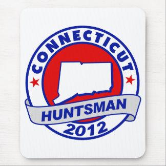 Connecticut Jon Huntsman Mouse Pad