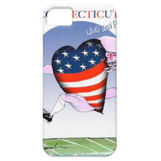 connecticut loud and proud, tony fernandes case for the iPhone 5