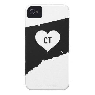 Connecticut Love iPhone 4 Cases