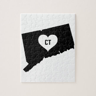 Connecticut Love Jigsaw Puzzle