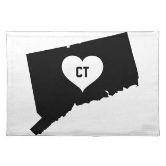 Connecticut Love Placemat