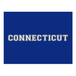 Connecticut Postcard