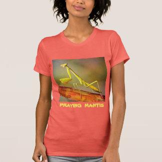 Connecticut Praying Mantis T-Shirt