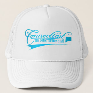 Connecticut State of Mine Trucker Hat