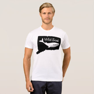 Connecticut State Whale tshirt