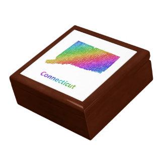 Connecticut Trinket Box