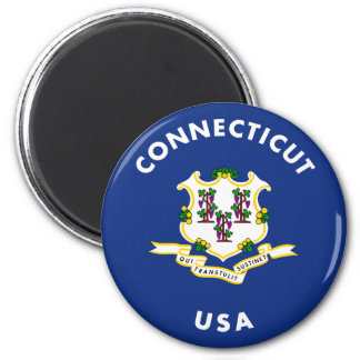 Connecticut USA Magnet