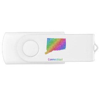Connecticut USB Flash Drive