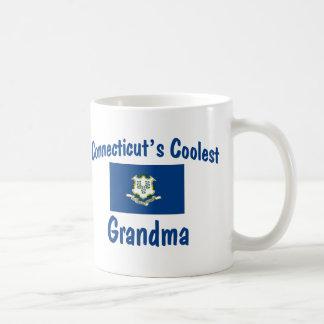Connecticut's Coolest Grandma Coffee Mug