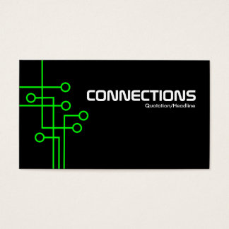 Connections Business Card