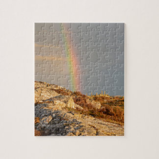 Connemara Rainbow Jigsaw Puzzle