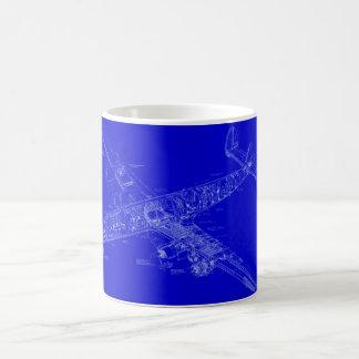 Connie Blueprint Magic Mug