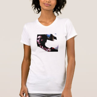 Connie Lingus Pose T-Shirt