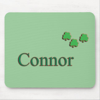 Connor Family Mouse Pad