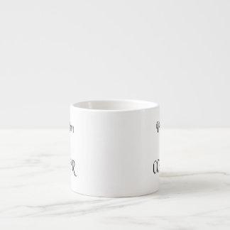 Conquer Espresso Cup