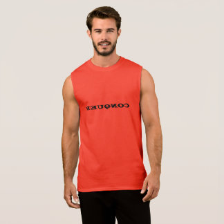 Conquer MirrorMatic Sleeveless Shirt