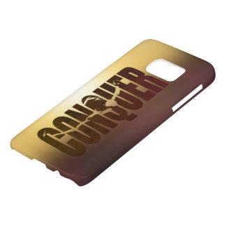 Conquer Phone Case Samsung s7/s8
