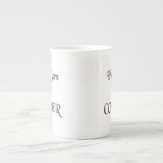 Conquer Tea Cup