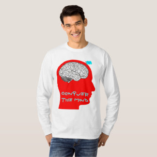 Conquer the Mind - long sleeved shirt
