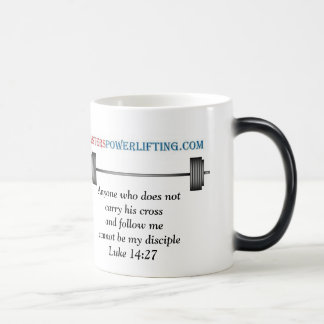 Conquer yourself magic mug