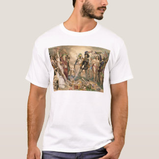 Conquest of Mexico T-Shirt