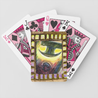 Conquest Over Evil Bicycle Playing Cards