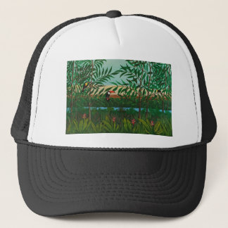 Conquistador's dream trucker hat
