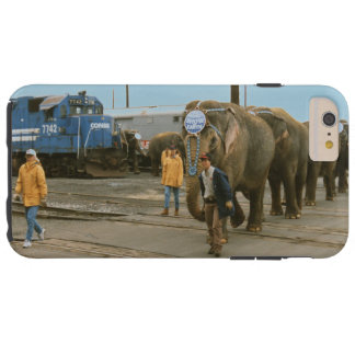 Conrail Elephants on The March iPhone 6 Plus Case