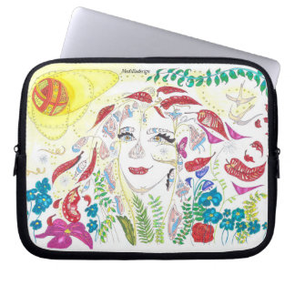 Consciousness Expansion Laptop Sleeve