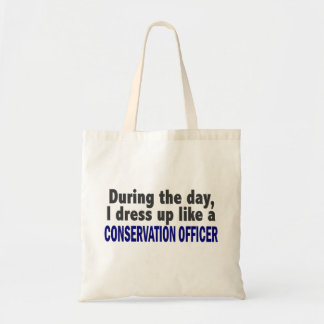 Conservation Officer During The Day Bags