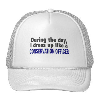 Conservation Officer During The Day Hat