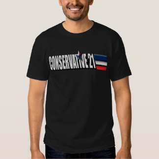 Conservative 21 Classic Shirt