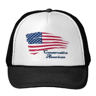 Conservative American Trucker Hat