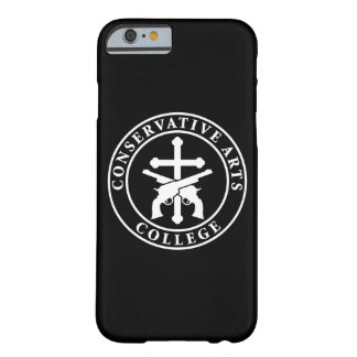 Conservative Arts College Barely There iPhone 6 Case