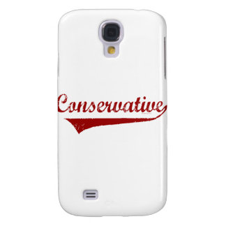 Conservative Samsung Galaxy S4 Cover