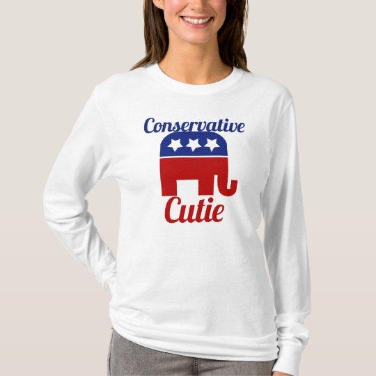 Conservative Cutie T-Shirt