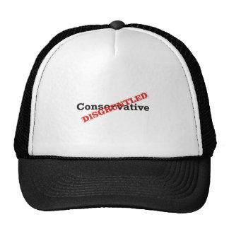 Conservative / Disgruntled Trucker Hats