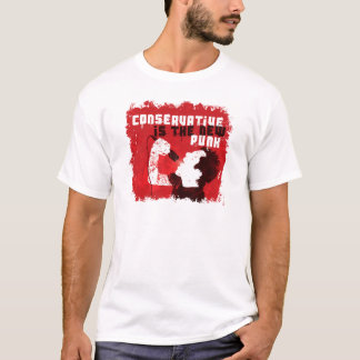 Conservative Is the New Punk T-Shirt
