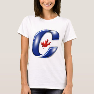 Conservative Party of Canada Political Merchandise T-Shirt