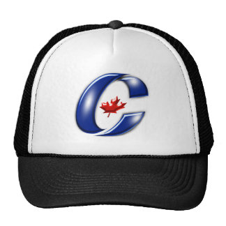 Conservative Party of Canada Political Merchandise Trucker Hat