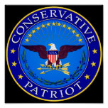 Conservative Patriot Posters