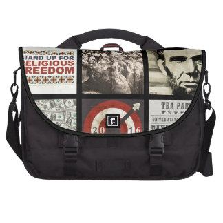 Conservative Politics Commuter Bag
