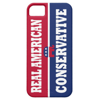 Conservative Republican American iPhone 5 Case
