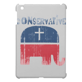 Conservative Republican Faded.png Cover For The iPad Mini