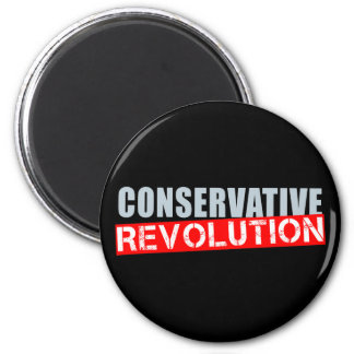 Conservative Revolution Magnet