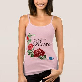 Conservative Rose Pink Tank Top