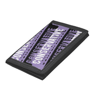 Conservative Tri-fold Wallet