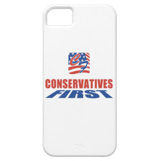 Conservatives First iPhone 5 Case