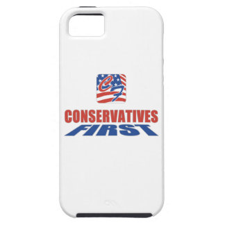 Conservatives First Phone Case iPhone 5 Covers